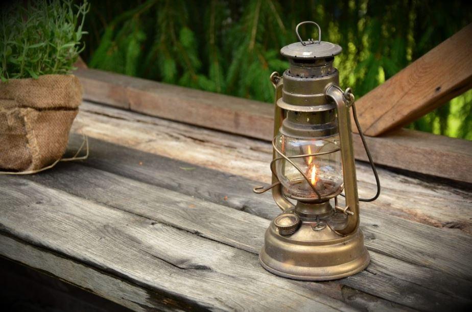 luz para patio