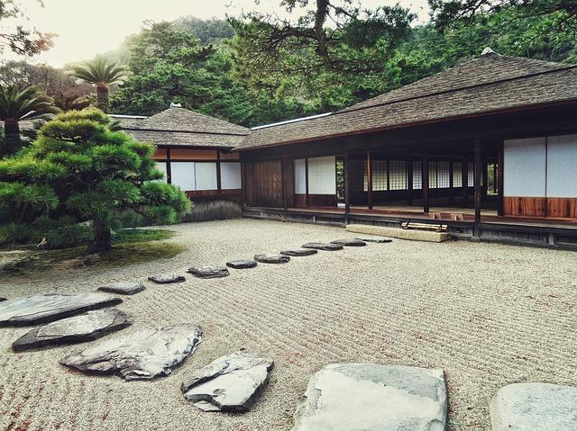 decoracion oriental zen