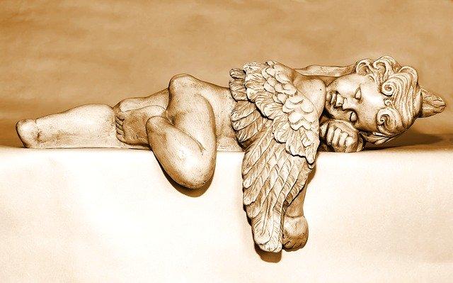 esculturas de ángeles venta