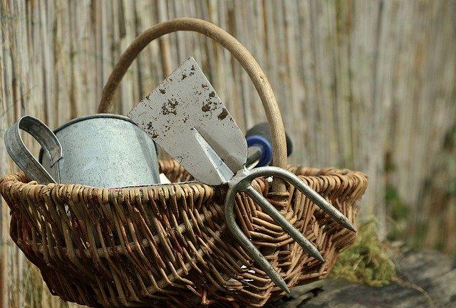 herramienta jardineria